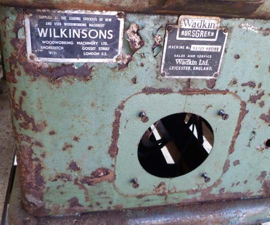 Used Woodworking Machines Target Manufacturing Uk